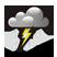 tormentas el�ctricas